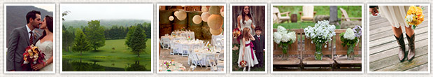 Catskill and Hudson Valley Weddings